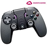 Magenta Gaming-Controller | Bluetooth Controller für Windows, Mac, Android- & iOS-Smartphones |...