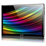 Padgene N10 Tablet 10.1 Zoll (25.54cm), Android 10.0 Ultra Dünn Tablett PC, Octa-Core, 64GB...