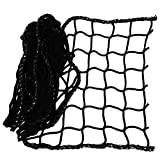 Universal Schutznetz schwarz - Breite 0,6m - 1,0m - 2,0m (Breite: 1.0 Meter) Meterware (Preis per...
