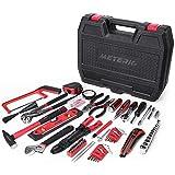 Haushalt Werkzeugkoffer, Meterk 170-teilig Werkzeug Set ideal für den Haushalt oder die Garage,...