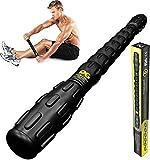 Muskel Massageroller Pro, bestes Tool für schmerzende, angespannte Muskeln, Krämpfe & Knoten....