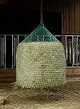 Heunetz für Rundballen 150x180cm zum aufhängen, Maschenweite 4,5cm