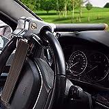 PBQWER Auto-sperre Auto Lenkradsperre Universelle Sicherheit Anti-diebstahl-schwerlastwagen SUV...