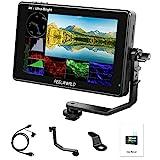 FEELWORLD LUT7 PRO 7 Zoll 2200nits 3D LUT Touchscreen DSLR-Kamera Field Director AC-Monitor mit...