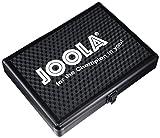 JOOLA Unisex Erwachsene Tischtennis-Hlle Alukoffer, Schwarz, one size