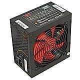 HKC V-POWER 550 Watt ATX PC-Netzteil, Schutzschaltkreise: OPP, OCP, OVP, SCP, 20+4pin...