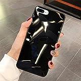 Uposao Kompatibel mit iPhone 7 Plus/iPhone 8 Plus Hülle Spiegel Schutzhülle Bling Glänzend...