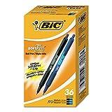 bicscsm361ast–Soft Feel Kugelschreiber Einziehbarer Stift