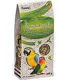 Fidelio Ziervogel-Snack, Gemüsesnack für Papageien und Großsittiche, 200 g