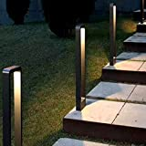 TDYWO LED Außenstandleuchte wegeleuchten außen led, LED Wegeleuchten Außen 10W LED Gartenlampe,...
