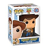 Funko POP Animation : Toy Story 4 - Sheriff Woody 3.75inch Vinyl Gift for Anime Fans SuperCollection