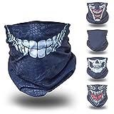 BlackNugget Cheshire Cat Grinsekatze Fasnacht Umzug Kleidung schal mask face Shield Shields...