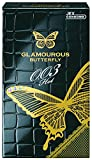 JEX Glamorous Butterfly | Condoms | 0.03 HOT 10pc (japan import)