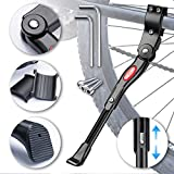 HENMI Fahrradständer Einstellbare Universal Fahrradständer Unterstützung für Fahrrad...