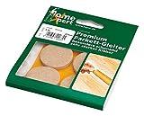 homeXpert 4er Set Parkettgleiter Premium, Filzgleiter, Möbelgleiter, Stuhlbeingleiter, stark...