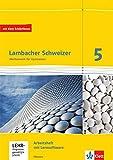 Lambacher Schweizer Mathematik 5. Ausgabe Hessen: Arbeitsheft plus Lösungsheft und Lernsoftware...