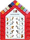 Logo Lernhaus: Set 1 Kinderwissen 3-4-jährige Kinder: Mein Lernsteckspiel: Spielen - Lernen -...