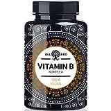 DiaPro® Vitamin B Komplex PREMIUM 200 vegane Kapseln hochdosiert mit 500 µg Vitamin B12 pro...