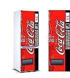 Oedim Vinyl kühlen Cocacola | 185cm(breite) x 60cm(groß) | Vinyl für den wirtschaftlichen...