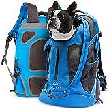 petmont Hunderucksack für kleine Hunde und Welpen [bis 10 KG] - Atmungsaktive Hundetasche,...