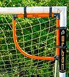 Fußball-Flick 2 x Eck-Schnaps-Tor-Trainingsziele.