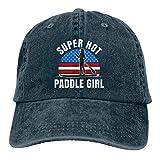 Jopath Paddle Board Super heißes Paddel Unisex Soft Casquette Cap Vintage verstellbare Retro Hüte...