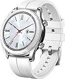 Huawei Watch GT Elegant Smartwatch (42 mm Amoled Touchscreen, GPS, Fitness Tracker,...