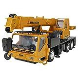 PPITVEQ RC LKW Crane Fernbedienung 1:24 Wireless Construction Fahrzeugtechnik...
