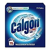 Calgon 3-in-1 Power Tabs – Wasserenthärter gegen Kalkablagerungen und Schmutz in der...