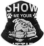 NA Show Me Your Pitties Pitbull Beam Mund Skimaske kaltes Wetter Gesichtsmaske Halswärmer...