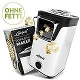 Liebfeld - Popcornmaschine fr Zuhause I Popcorn Maker Machine [inkl. Pop Corn Guide] I Popcornmaker...