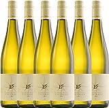 VINELLO 6er Weinpaket Weißwein - Tagtraum 2019 - Ellermann-Spiegel mit Weinausgießer |...