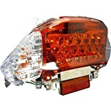 KAYSO Performance LED Rücklicht incl. Kabel/Stecker Baotian Ecobike Speedy QT-9 / Benzhou City...