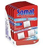 Somat Maschinenreiniger-Tabs, hygienisch und sauber, ohne extra Spülgang, 18 (6 x 3) Stück