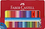 Faber-Castell 112448 Buntstift Colour Grip 48er Stck Metalletui