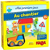 HABA kinderspiel Mijn eerste spellen- Baustelle (FRA)
