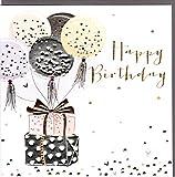 Belly Button Designs Paloma bezaubernde Glückwunschkarte zum Geburtstag 'Happy Birthday' mit...