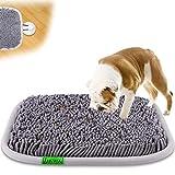 LAMTWEK (17' x 21' Schnüffelteppich Hunde Intelligenzspielzeug, Schnüffelteppich Hund...