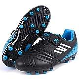 Fußballschuhe Kinder Jungen 30 Fussballschuhe FG/AG Football Shoes Unisex Low Top Fussball Schuhe...