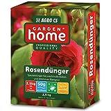 Garden Home Rosendünger organisch-mineralisch | für prachtvolle Blüten und intensives Blattgrün...