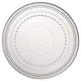 Iittala 000945 Teller Kastehelmi 17 cm, transparent