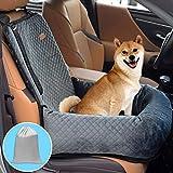 ZEEXIPDR Autositz für Hunde, Sicherheitssitz für Haustiere, für Jede Art von Auto geeignet,Der...