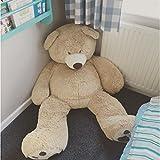 Bananair Riesen Teddybär (130cm to 340cm) XXL Großer Riesiger Teddy Bear Stofftier Perfekt für...