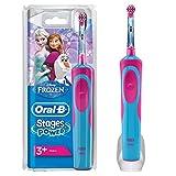 Oral-B Stages Power Kids Elektrische Zahnbürste, mit Figuren aus Die Eiskönigin– Völlig...