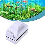 UEETEK Fisch Tank Glass Magnet Brste,Aquarium Reiniger Algen Schaber Scheibenreiniger Brste