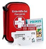 MNT10 Notfall Erste Hilfe Set Outdoor I Inhalt aus Deutschland nach DIN 13167 | First Aid Kit +...