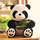Großer Panda Große Plüschspielzeugpuppe Der Kleine Pandas Zzzb (Color : Panda, Size : 40 cm)