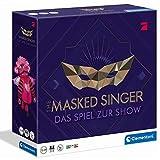 The Masked Singer - Gesellschaftsspiel Ratespiel Spiel zur Fernsehshow - Brettspiel für Kinder und...