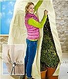 Pflanzen-Schutz Vlies'beige' 240x200cm,1 Stck