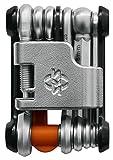 SKS Uni Tom Tool 18 Funktionen Zubehör, silber, 15 x 8 x 8 cm
